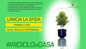 #ricicloincasa: l'iniziativa del Ministero per essere ecologici in quarantena