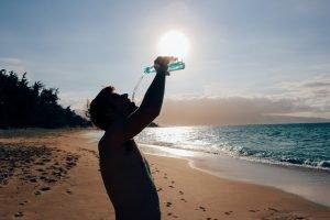 Intossicazione da acqua: too much water will kill you!