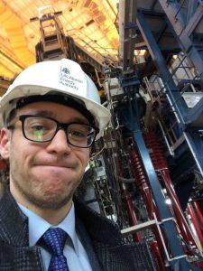 #GoodbyeMalinconia: Claudio al lavoro con il governo Britannico