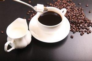 Non puoi mescolare il caffè